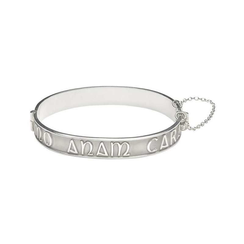 Mo Anam Cara Irish Bangle Bracelet
