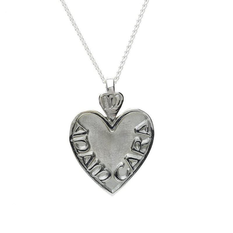 Mo Anam Cara My Soul Mate Medium Irish Pendant