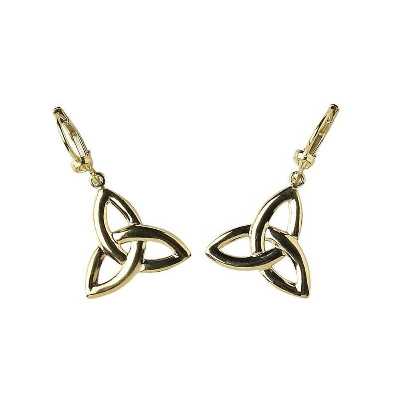 Traditional Dearbhla Irish Earrings