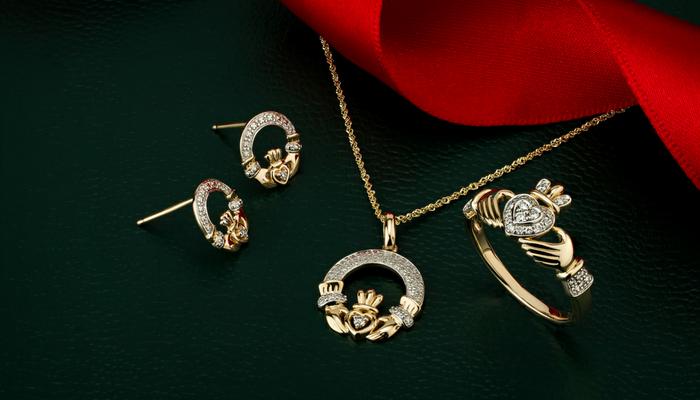 Irish Claddagh Jewelry for Sale