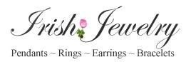 Irish Jewelry Shipping